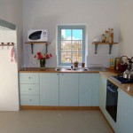 Blossom Cottage Greyton kitchen
