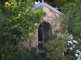 Greyton Garden Cottage beautiful garden