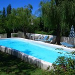 Greyton Lodge Bed and Breakfast Accommodation swimming pool