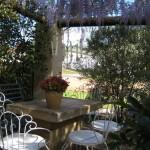 Mark Cottage Greyton patio