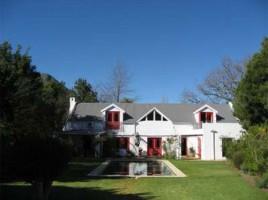 Weltevreden Manor House Greyton