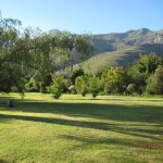 68 on Vlei Greyton mountain view