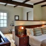 Old Potters Inn Greyton bedroom
