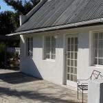 Greyton Cottage at 115 Main front