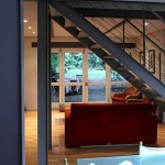 Cedric's Country Lodge Greyton Loft lounge and patio