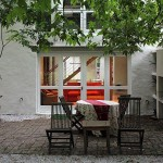Cedrics Country Lodge Greyton Loft patio