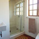 Twin Oaks bathroom
