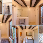6 Weder bathroom collage Greyton holiday house