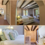 6 Weder bedroom collage Greyton holiday house