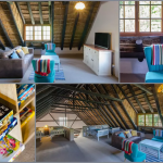 6 Weder loft collage Greyton holiday house