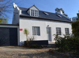 58 Park Street Greyton house