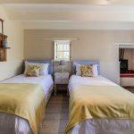 Misty Meadow twin bedroom