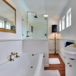 Greyton Small House bathroom