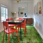 Greyton Small House dining area